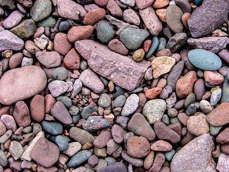 Rocks, Stones, Random, Beach