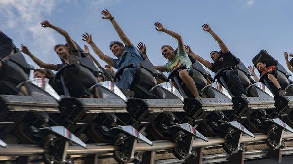 Rollercoaster, Coaster, Europapark, Roller Coaster