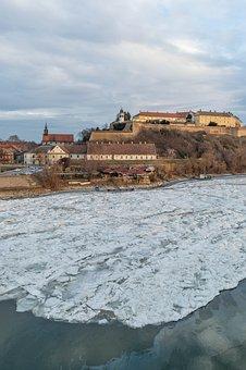 Novi, Sad, Serbia, Danube, Petrovaradin, Fortress