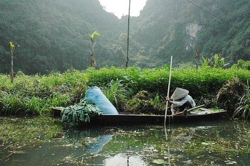 Viet Nam, Culture, Sampan