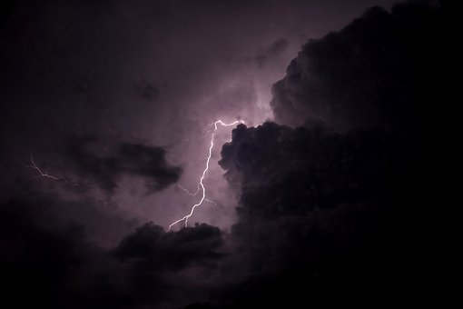 Storm, Lightening, Da, Nature, Weather, Sky, Lightning