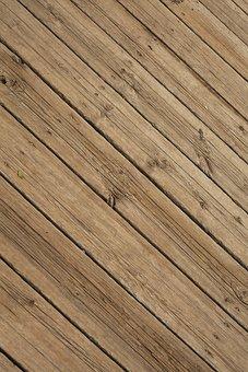 Wood-fibre Boards, Texture, Vertical, Flooring, Wood