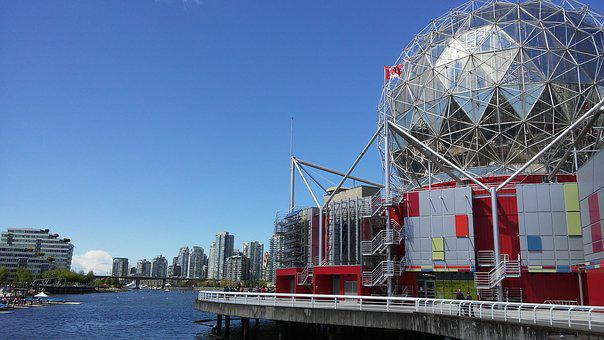 Vancouver, Canada, Foreign Countries, Science World