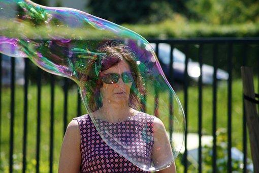 Bubble, The Addition Of, Fun