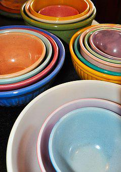 Bowls, Mixing Bowls, Food, Mix, Mixing, Kitchen