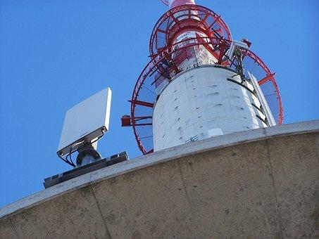 Umts Antenna, Mobile, Radio Tower
