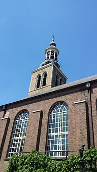Church, Roosendaal, Netherlands, Tower