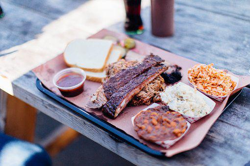 Bbq, Food, Portland, Barbecue, Lunch, Grilled, Meat