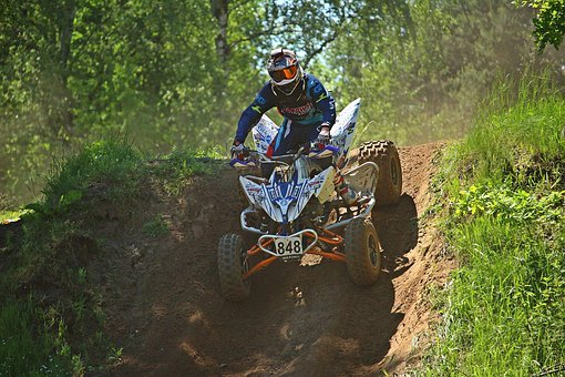 Enduro, Motocross, Quad, Race, Cross, Motocross Ride