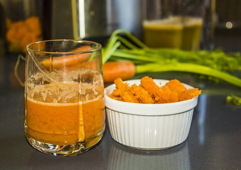 Carrot, Extract, Juice, Centrifuged, Sano, Drink, Foods