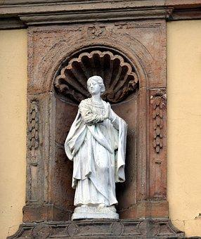 Statue, Woman, Sculpture, Figure, Stone Figure, Art
