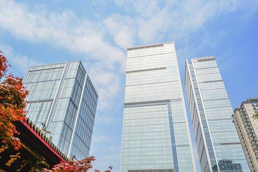 High Rise Buildings, Building, Temples Corner