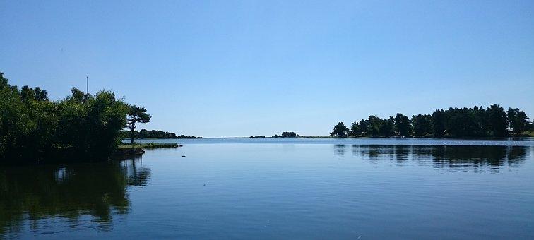 Sea, Summer, Archipelago, Water, Nature, Views, Coast