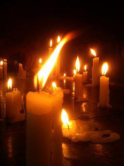 Candel, Light, Pray
