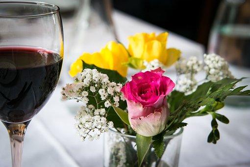 Floral Decorations, Decoration, Table Decoration, Deco