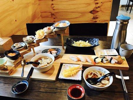 Sushi, Lunch, Gimhae