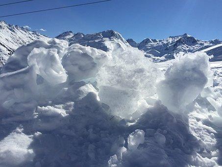 Sedrun, Switzerland, Winter, Cold, Ice, Ice Crystal