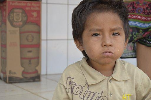 Boy, Child, Indigenous Child