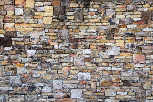 Grunge, Wall, Background, Exterior, Backdrop, Brick