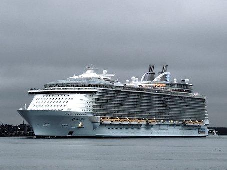 Oasis Of The Seas, Cruise, Ship, Cruise Ship