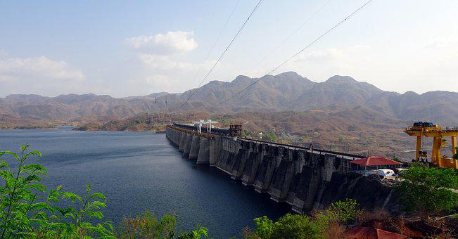 Dam, Sardar Sarovar Dam, Gravity Dam, Narmada River