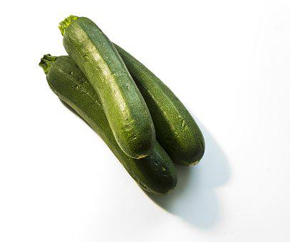 Vegetables, Zucchini, Green, Eat, Food, Vegetarian