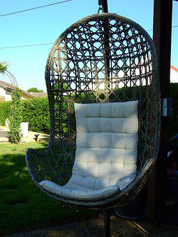 Liège, Swing, Hanging Chair, Chair, Rest, Relax, Cozy