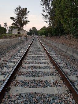 Pathways, Train, Travel, Path, Railway, Rail, Naughty