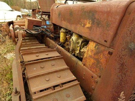 Scrap Metal Yard, Metal, Rust, Junk, Steel, Recycle