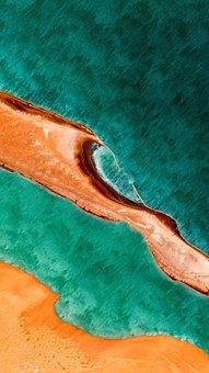 The Scenery, Sea, Satellite