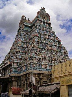 Srirangam, Tiruchirapalli, Trichy, Tamil Nadu, India