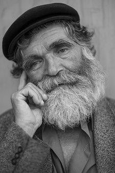 Old, Grandfather, Man, Male, Beard, Old Man