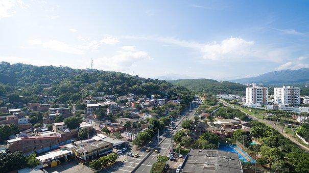 Drone, Dji, Aerial Photo, Streetphotography, City