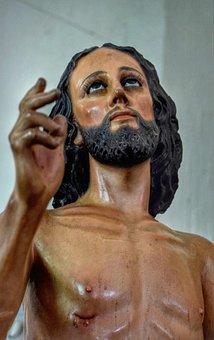 Jesus, Week, Guatemala, Passion, Religion, Sacrifice