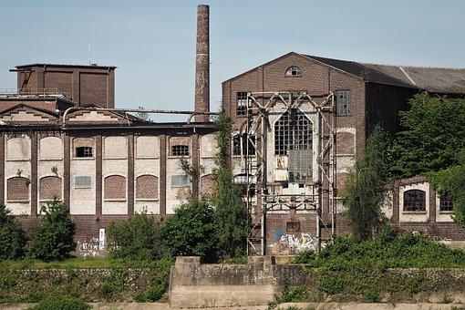 Lost Places, Factory, Break Up, Pforphoto, Leave