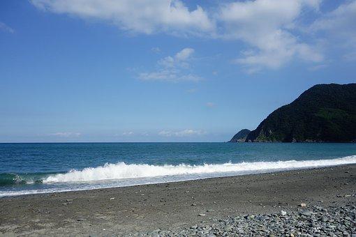 Sea, Marine, Sand Beach, A Surname, Sky, Summer