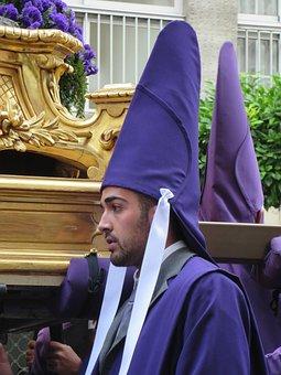 Semana Santa, Murcia, Nazareno