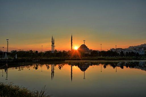 Turkey, Scholarship, I Cam, Solar, Horizon, Sunrise