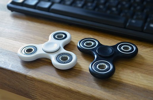 Fidget, Spinner, Fidget Spinner, Toy, Hand, Stress