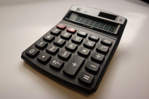 Calculator, Account, Office, Statistics