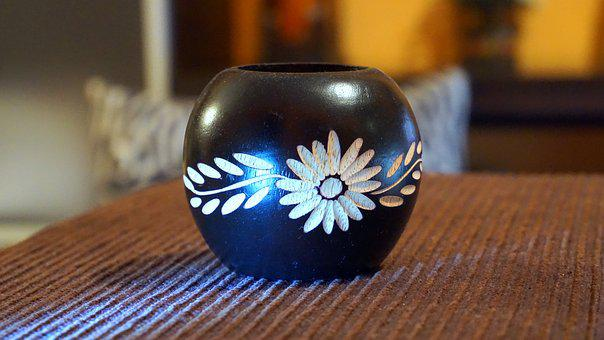 Bowl, Container, Decoration, Plant Pot, Warmth, Carving