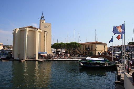 South Of France, Côte D ' Azur, Port Grimaud