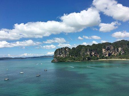 Thailand, Krabi, Through The Game