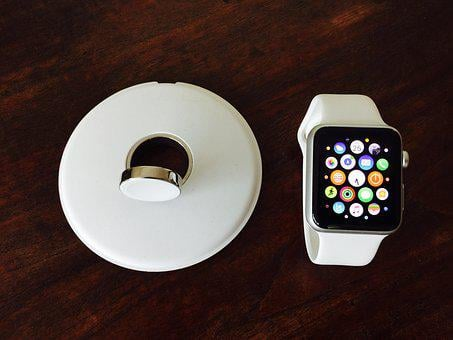 Apple, Watch, Clock, Sport, Mac, Osx, Iphone, Magnetic