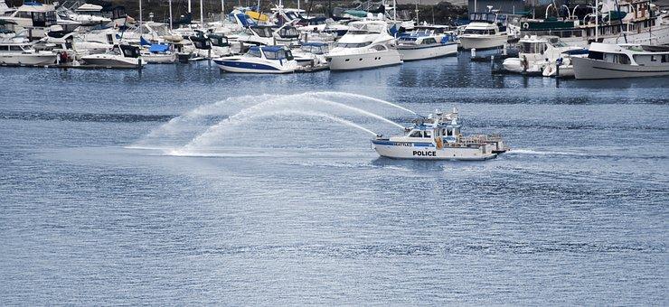 Harbour Patrol, Police, Port Police, Marine Police