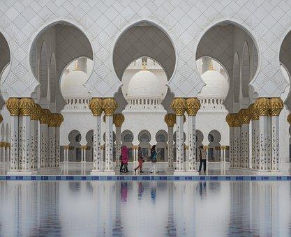 Masjid, Pray, Muslim, Mosque, Ramadan, Religious, Arab