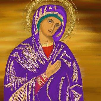 Maria, Religion, Graceful, Christen, Mother Of God