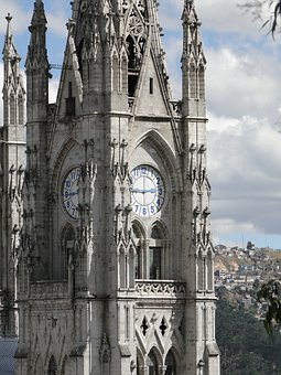 Church, Gothic, Architecture, Temple, Cathedral