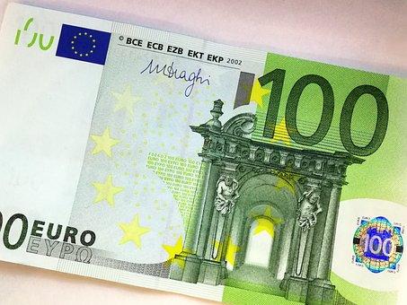Money, Euro, The European, Cash, Finance, Coins