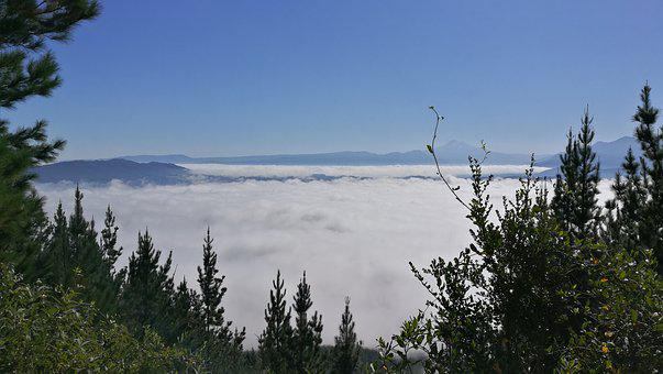 Lake Colico, Cloud, View